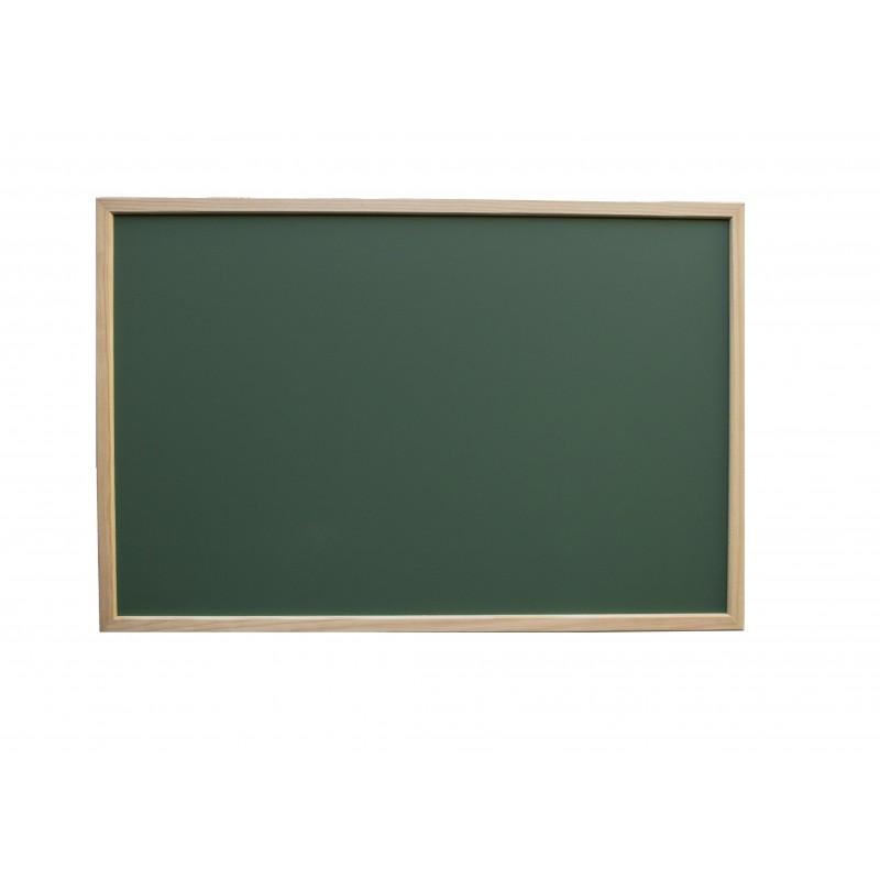 Pizarra verde para escribir con tiza