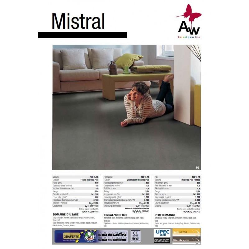 MOQUETA MISTRAL C99